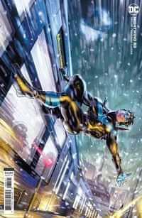 Nightwing #82 CVR B Cardstock Jamal Campbell