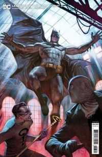 Legends Of The Dark Knight #3 CVR B Cardstock Jorge Molina