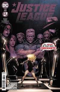 Justice League #65 CVR A David Marquez