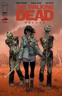 Walking Dead #19 Deluxe Edition CVR B Moore and Mccaig