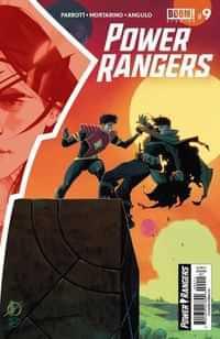 Power Rangers #9 CVR A Scalera