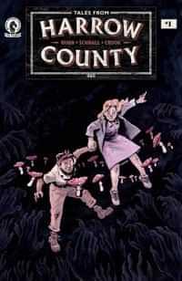 Tales From Harrow County Fair Folk #1 CVR A Schnall