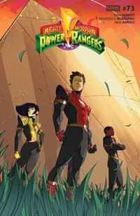 Power Rangers #9 CVR B Legacy Di Nicuolo
