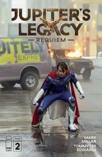 Jupiters Legacy Requiem #2 CVR D Netflix Photo