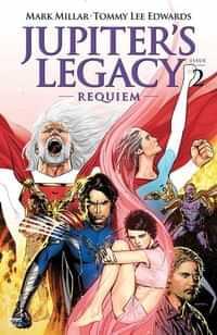 Jupiters Legacy Requiem #2 CVR B Sook