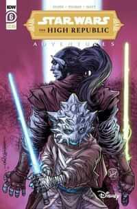 Star Wars High Republic Adventures #6