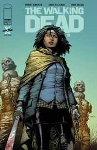 Walking Dead #19 Deluxe Edition CVR A Finch and Mccaig