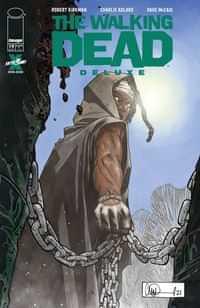 Walking Dead #19 Deluxe Edition CVR E Adlard