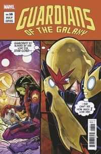 Guardians Of The Galaxy #16 Variant Jimenez