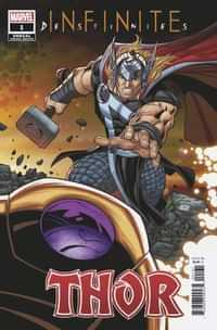 Thor Annual #1 Variant Ron Lim Connecting