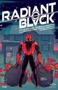 Radiant Black #6 CVR A Lafuente and Cunnifee