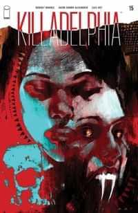 Killadelphia #15 CVR A Alexander