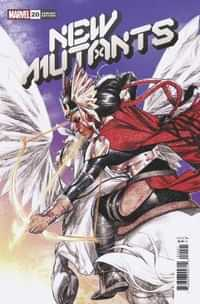 New Mutants #20 Variant Go