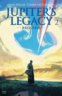 Jupiters Legacy Requiem #2 CVR A Edwards