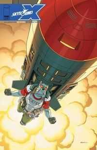 Skybound X #3 CVR B Walker