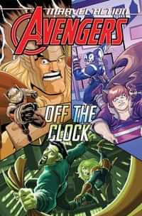 Marvel Action Avengers TP Off The Clock