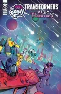 Mlp Transformers II #4 CVR B Bethany Mcguire-smith