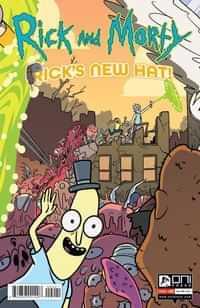 Rick And Morty Ricks New Hat #2 CVR B Stern