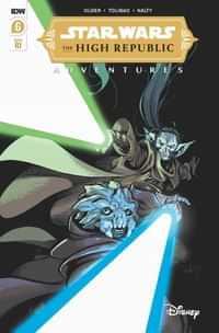 Star Wars High Republic Adventures #6 Variant 10 Copy