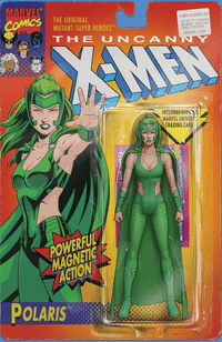 X-men Legends #5 Variant Christopher Action Figure