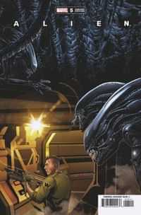 Alien #5 Variant Larroca