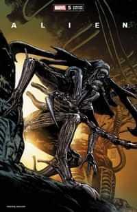 Alien #5 Variant Giangiordano