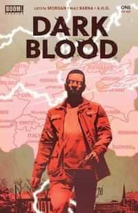 Dark Blood #1 CVR A De Landro