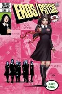 Maria Llovets Eros Psyche #5 CVR D Sabine Rich