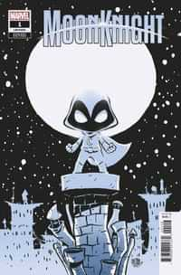 Moon Knight #1 Variant Young