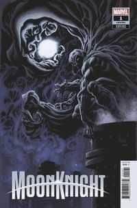 Moon Knight #1 Variant 25 Copy Hotz