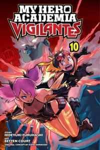 My Hero Academia GN Vigilantes V10