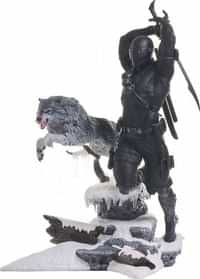 GI Joe Gallery PVC Statue Snake Eyes