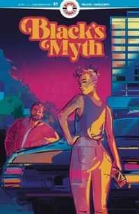 Blacks Myth #1