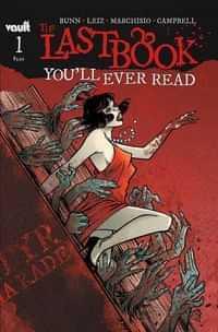 Last Book Youll Ever Read #1 CVR A Leiz