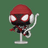 Funko Pop Marvels Spider-Man Miles Morales Winter Suit