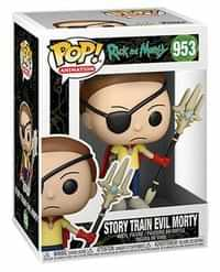 Funko Pop Rick and Morty Story Train Evil Morty