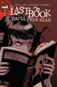 Last Book Youll Ever Read #1 CVR B Hickman