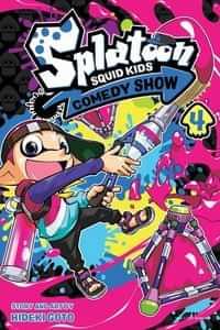 Splatoon Squid Kids Comedy Show GN V4