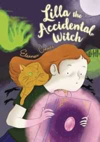 Lilla The Accidental Witch GN
