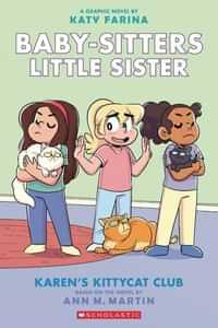 Baby Sitters Little Sister GN Karens Kittycat Club