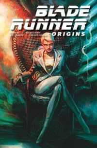 Blade Runner Origins #5 CVR B Hervas