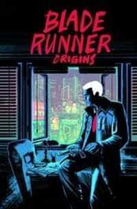 Blade Runner Origins #5 CVR D Fish