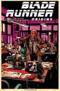 Blade Runner Origins #5 CVR C Hack