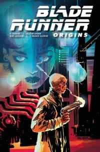 Blade Runner Origins #5 CVR A Strips