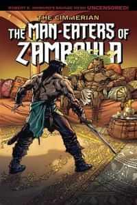 Cimmerian Man-eaters Of Zamboula #2 CVR B Meli