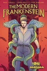Modern Frankenstein #4
