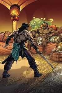 Cimmerian Man-eaters Of Zamboula #2 Variant 30 Copy Medi