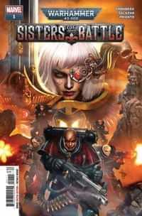 Warhammer 40k Sisters Battle #1