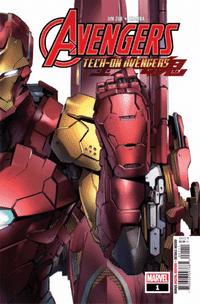 Avengers Tech-on #2