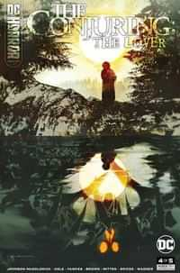 Dc Horror Presents The Conjuring The Lover #4 CVR A Bill Sienkiewicz